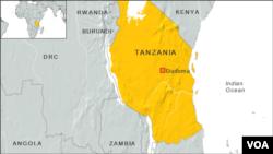 美中在坦桑尼亞的角逐