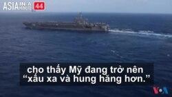 Bắc Hàn 'sẵn sàng cho chiến tranh với Hoa Kỳ'