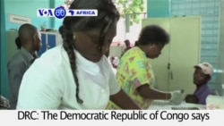 VOA60 Africa - DRC government to vaccinate 11.6 million people against Yellow Fever