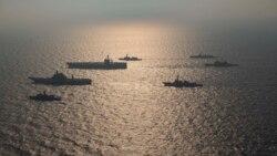美日印澳四國海軍開始年度馬拉巴爾聯合軍演 共同應對中國威脅