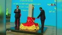LHQ trao bản đồ gốc cho Campuchia để chứng thực đường biên giới