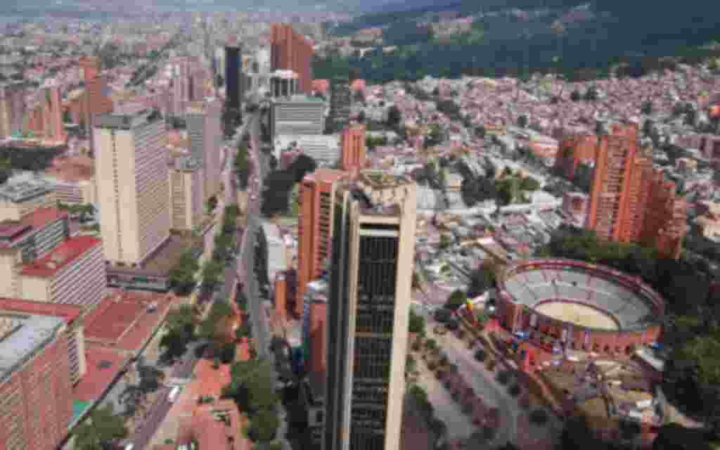 """En Bogotá, un buen almuerzo """"ejecutivo"""" puede costar cinco dólares."""