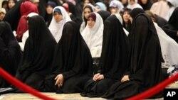 La mayoría de los hispanos convertidos al Islam en Estados Unidos, son mujeres.