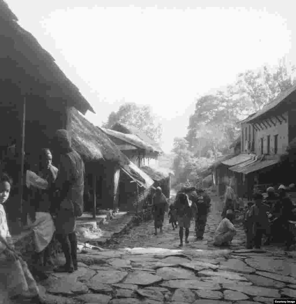 نپال، 1958