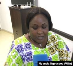 Lauriane, une internaute à Brazzaville, au Congo, le 24 mars 2017.