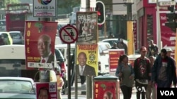 South Africans prepare for May 7 national and provincial elections