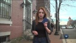 Як готуються до дня виборів українці на виборчих дільницях у США. Відео