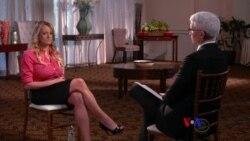 2018-03-26 美國之音視頻新聞: 成人電影女星接受《60分鐘》採訪大爆與川普關係