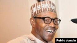 Le nouveau président élu du Nigéria