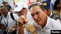 El candidato opositor Laurentino Cortizo fue el ganador de la elección presidencial en Panamá.