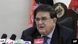 Bộ trưởng Quốc phòng Afghanistan Abdul Rahim Wardak khi còn tại chức (7/7/2012)