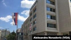 Zgrada Višeg suda u Beogradu