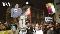 VIDEO Sedmi protest protiv vlasti