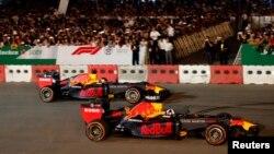 Đội Red Bull khởi động giải đua tại Hà Nội vào ngày 20/4/2020, nhưng cuộc đua đã bị huỷ bỏ sau đó.