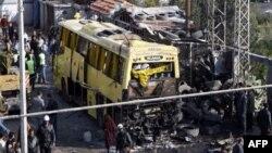 وزیر کشور سوریه: انفجار اتوبوس در دمشق یک عمل تروریستی نبود
