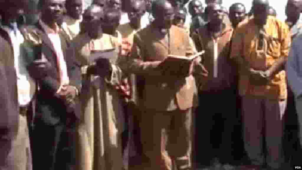 'Yan Bindiga Sun Kashe Mutane 37 a Jihar Filato, Nuwamba 26, 2013