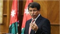 داوود اغلو: ترکيه از حمله نظامی به ايران حمايت نمی کند