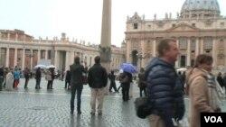 Katolički aktivisti zahtjevaju ženske svećenike