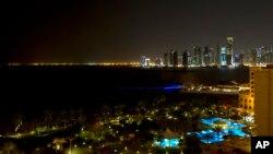 Qatar là nơi sẽ đăng cai World Cup 2022.