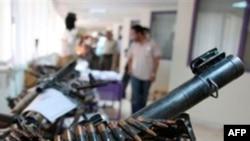 იარაღი საქართველოსთვის მესამე ქვეყნიდან?