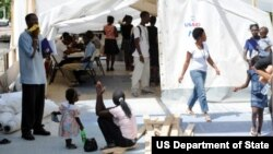 USAID's Neglected Tropical Disease program helped treat 60 million people. USAID works with international partners to distribute essential medicines to large at-risk populations