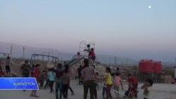 Zarokên Efrînê yên Derbider ji Xeribîyê Eyda Qurbanê Pîroz Kir