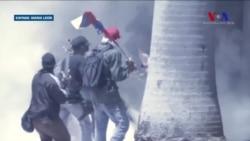 Venezüela'da Sokaktaki Şiddet Meclis Binasına Sıçradı