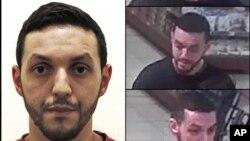 """También había restos de ADN del """"hombre del sombrero"""" en la maleta que no explotó."""