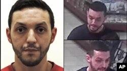 Mohamed Abrini, tersangka buron dalam serangan 13 November di Paris, ditangkap hari Jumat (8/4).