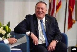 Menteri Luar Negeri AS Mike Pompeo. (Foto: AP)