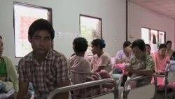 泰国/缅甸边境免费诊所