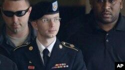 Bradley alias Chelsea Manning dinyatakan bersalah melanggar peraturan penjara di Kansas (foto: dok).