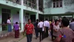 緬甸議會補選投票檢驗昂山素姬受歡迎程度 (粵語)