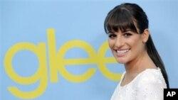 미국의 인기 연속극 'Glee'의 출현 배우.