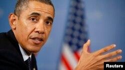 Barack Obama dijo que hay que asegurar que el proceso sea verificable y que Siria sufra consecuencias si no cumple.