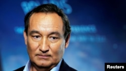 Oscar Munoz es el CEO de United Airlines.