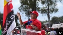 Ingxoxo Esiyenze loNkosazana Thokozani Khupe