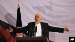 Presiden baru Afghanistan Ashraf Ghani