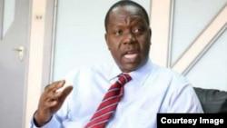 Waziri wa Mambo ya Ndani Kenya Fred Matiang'i