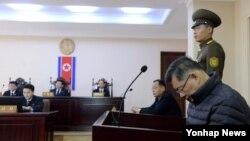 20년 가까이 북한을 드나들며 인도주의 구호활동에 앞장선 것으로 알려진 한국계 캐나다인 임현수 목사가 지난 16일 북한 최고재판소에서 재판을 받고 있다.