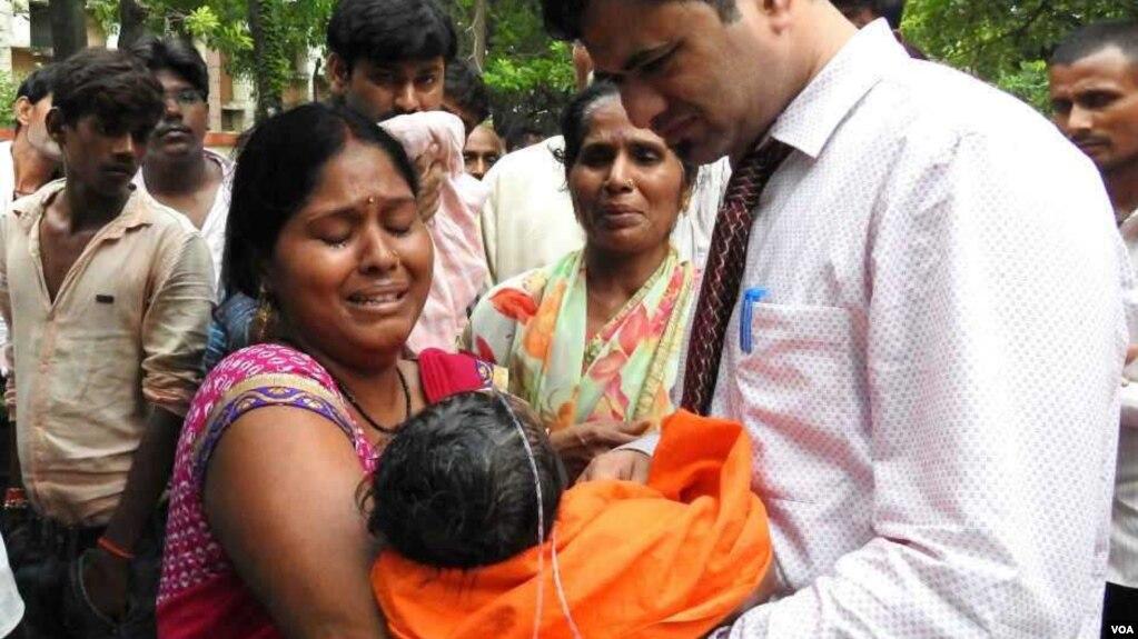 Indi, fëmijët vdesin nga mungesa e oksigjenit