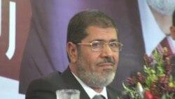 Egyptian Presidential Hopeful Morsi Promises Islamic, Inclusive Future