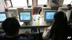 很多中國人的電腦中擁有從美國盜版的軟件和影視音樂