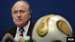Sepp Blatter, FIFA.