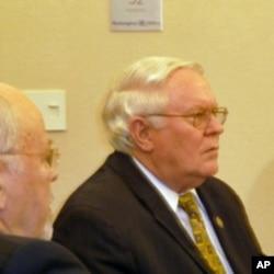 美國會蘭托斯人權委員會成員-共和黨眾議員皮茨