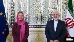 Federica Mogherini in Tehran ,Iran, فدریکا موگرینی در تهران، ۲۸ ژوئیه ۲۰۱۵
