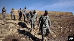 Irački vojnici u Iraku