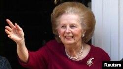 Buyuk Britaniya sobiq Bosh vaziri Margaret Tetcher 87 yoshida vafot edi.