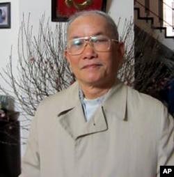 Tiến sĩ Nguyễn Thanh Giang, Chủ biên Bán nguyệt san Tổ Quốc