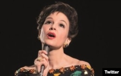 Renee Zellweger as Screen Icon Judy Garland